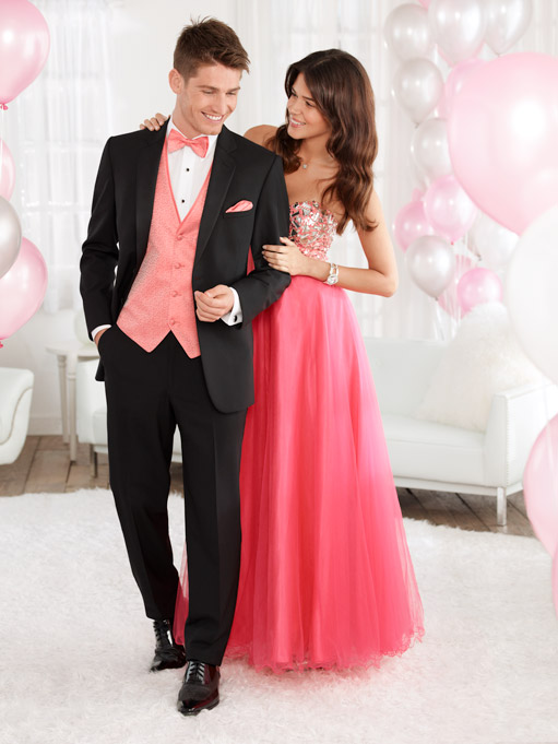 List of Synonyms and Antonyms of the Word: prom tux